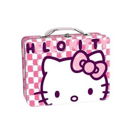 Image of   Hello Kitty Metalkuffert