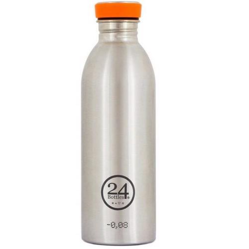 Image of   24 Bottles - Urban Vandflaske 0,5 l. i stål