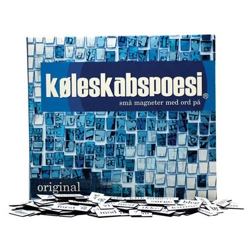 Image of   Køleskabspoesi, original