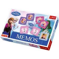 Frozen Memo spil, 60 brikker