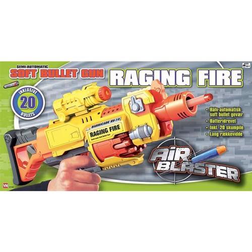 Soft Bullet Gun, Air Blaster