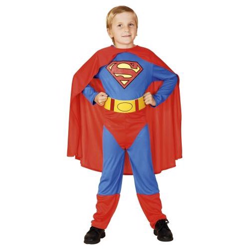 Image of   Superman kostume, 11-14 år