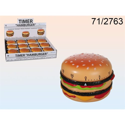 Image of   Hamburger minutur