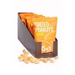 Image of   Go Nuts Saltede Peanuts, 50 g.