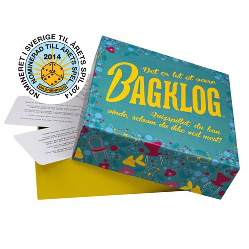 Image of   Bagklog