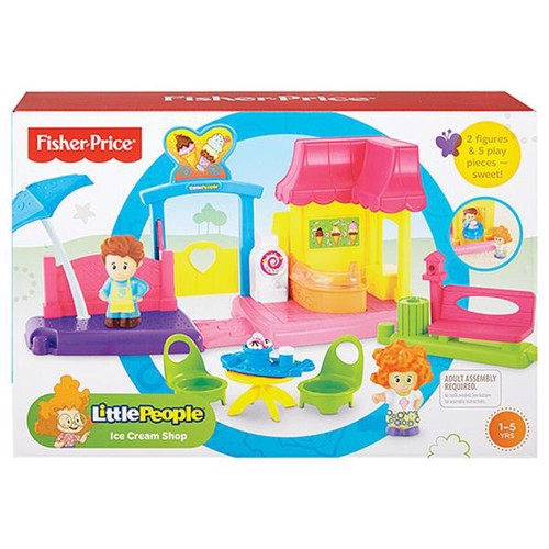 Image of   Fisher-Price, Ice Cream Shop