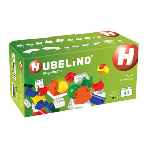 Image of   HUBELINO udvidelse, Omskifter - 43dele