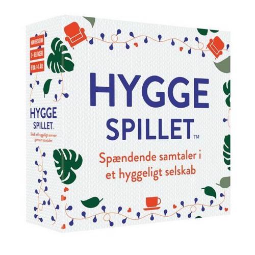 Image of   Hyggespillet, Kylskåpspoesi