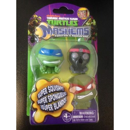 Image of   Turtles Mashems