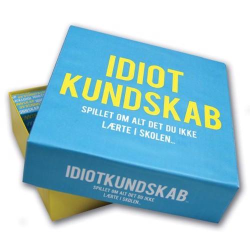 Idiotkundskab - Spil
