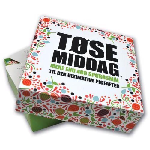 Image of   Tøsemiddag - Spil