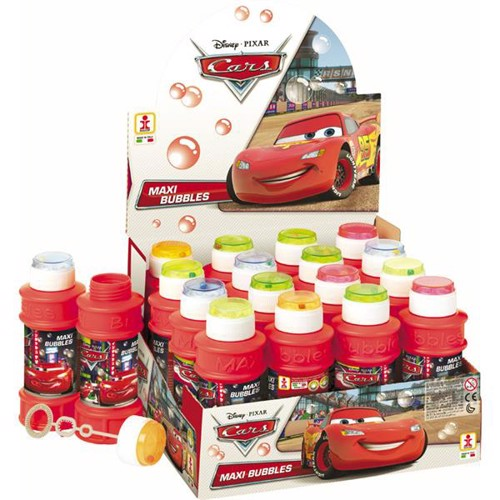 Image of   Sæbebobler med Disney CARS-175 ml