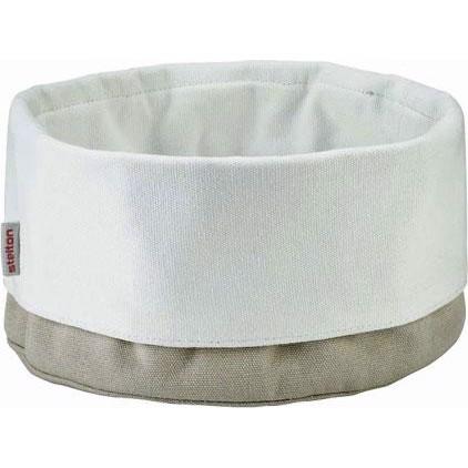 Stelton, Brødpose Sand-Hvid