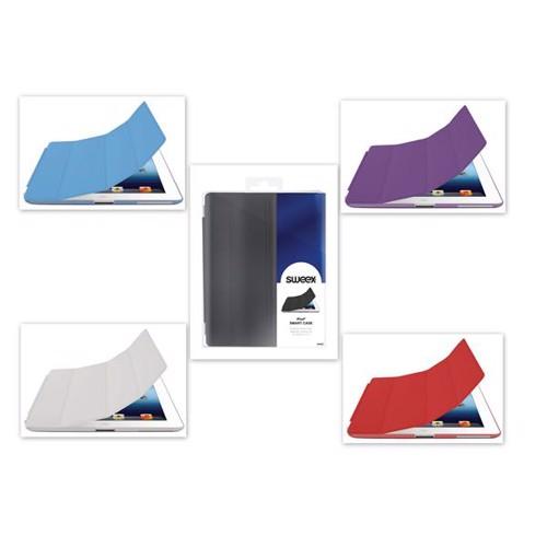 Image of   iPad cover i flere farver, Sweex